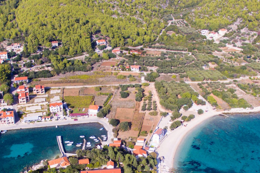 prizba beach korcula house for rent 1024x683