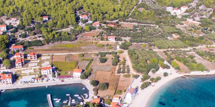 prizba beach korcula house for rent 700x350
